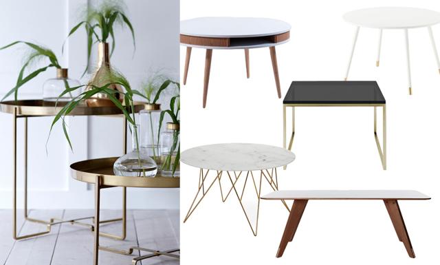 Soffbord – 24 modeller för alla smaker och plånböcker