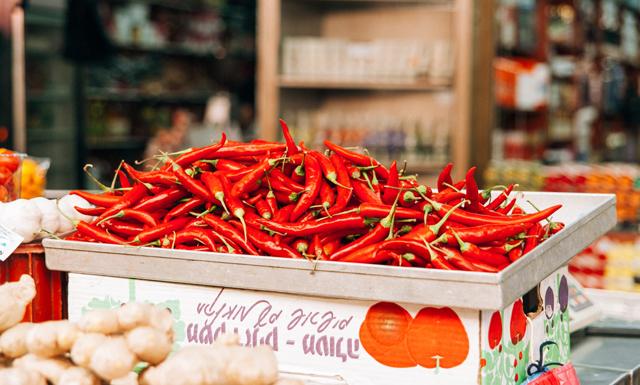 Börja krydda maten starkt – få bättre minne och lev längre