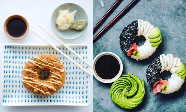 Sommarens härligaste mattrend är här – sushimunken