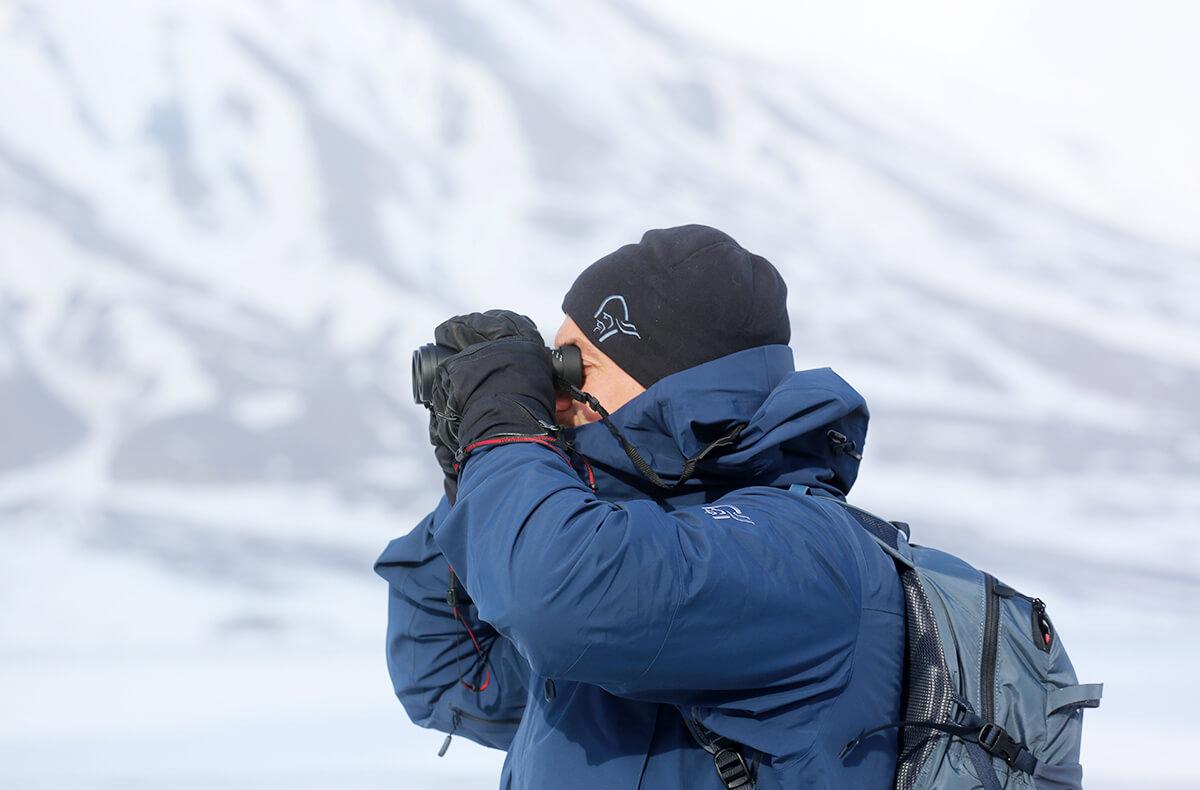 Svalbard-skoter