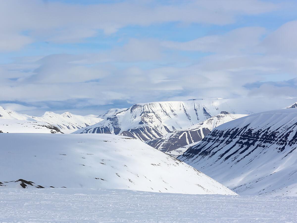 Svalbard-skidor