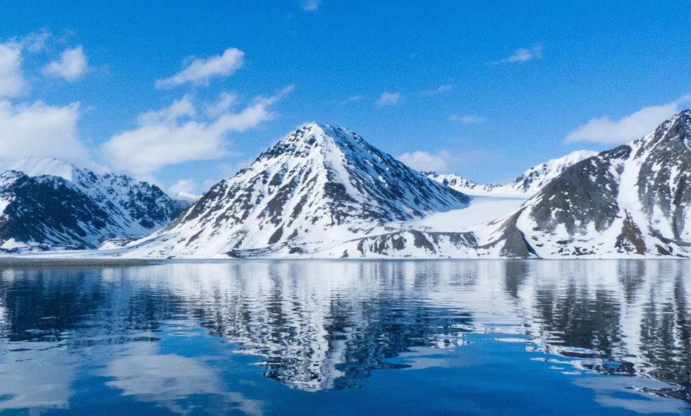 Spitsbergen, Svalbard,
