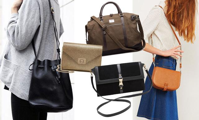 Börja bocka av! 6 väskor alla kvinnor borde ha
