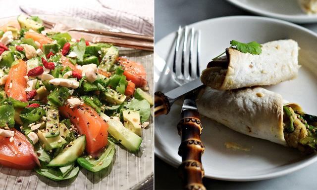 Ät nyttigt hela veckan med hälsoprofilernas middagsmeny