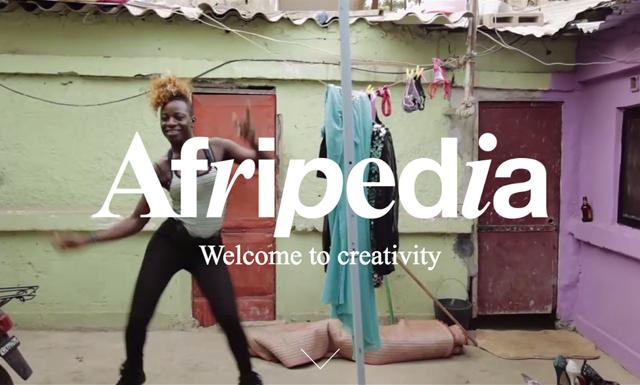 Afripedia skildrar ung urban kultur i Afrika