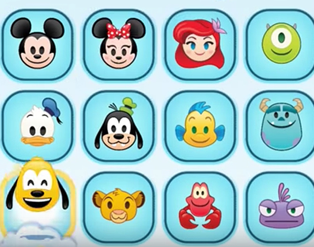 Emojis-disney-