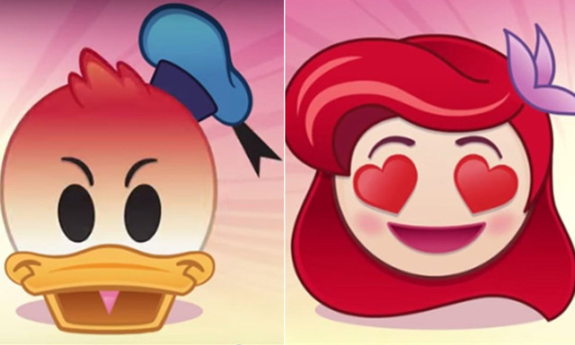 Nu lanseras närmare 400 nya emojis – med Disneyfigurer
