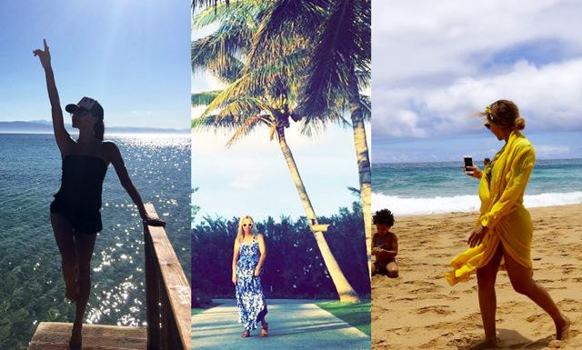 Sommarens 12 härligaste kändisbilder på instagram