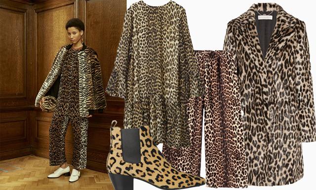 Höstens hetaste mönster: Leopard
