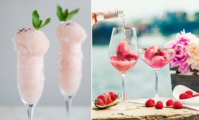 3 recept på frosé du måste prova i sommar
