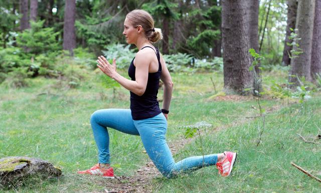 WEBB-TV: 9 effektiva övningar för ben och rumpa