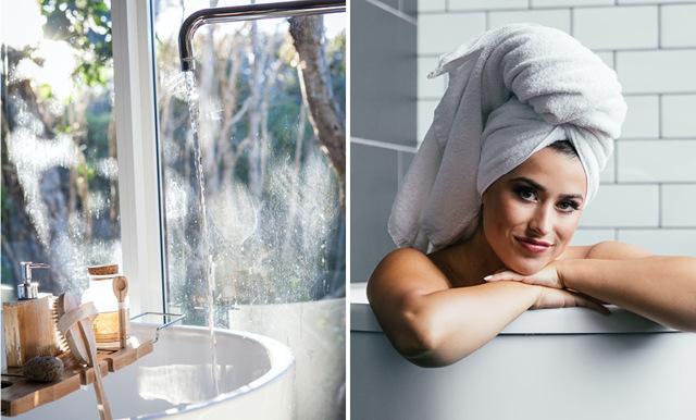 Duschar du gärna varmt och länge? Det kan visa hur du mår