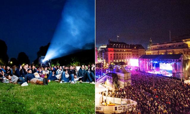 12 gratisaktiviteter att testa under semestern – i Stockholm