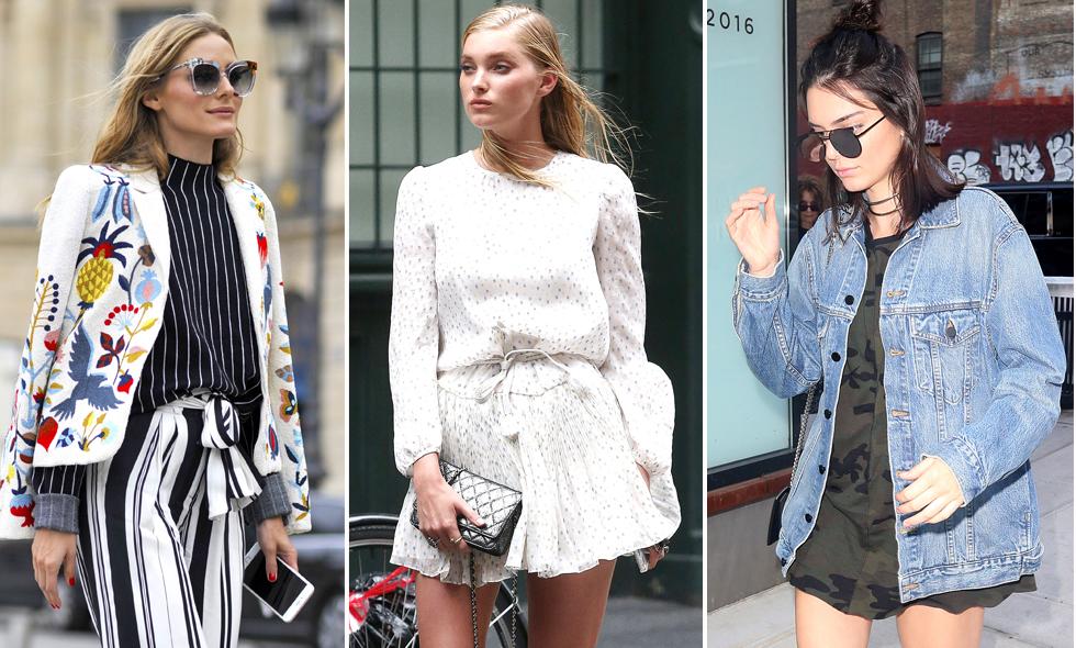 Spana in kändiskvinnornas sommarstilar – 10 outfits vi älskar just nu!