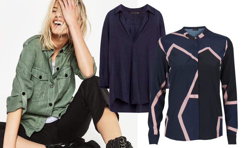 Nytt i butik: 5 snygga och sköna skjortor för svala sommardagar