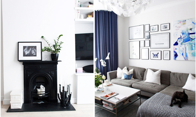 Så inreder du ditt vardagsrum i skandinavisk stil – 4 enkla tips