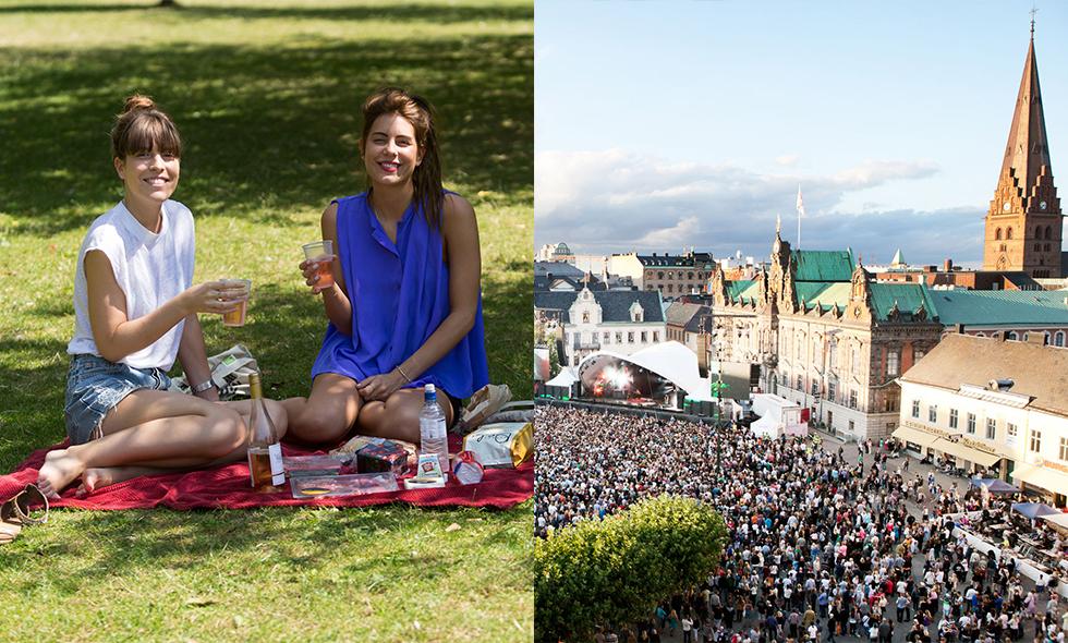 7 gratisnöjen i Malmö i sommar