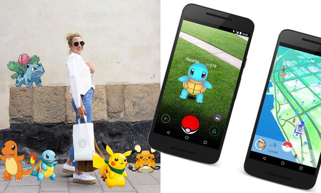 Det här är Pokémon Go – så funkar det