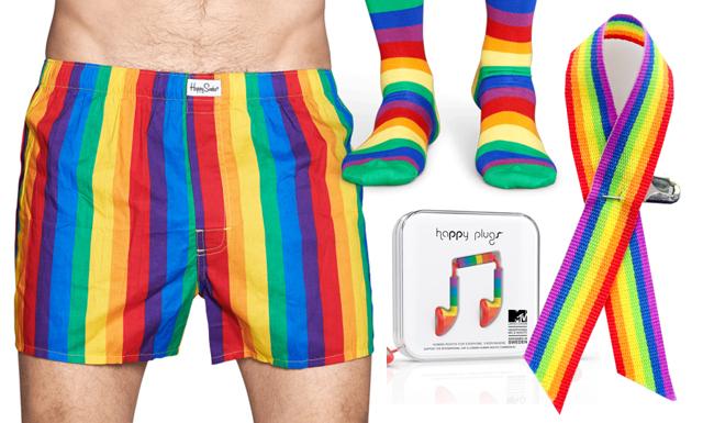 6 snygga prylar att bära under Pridefestivalen 2016