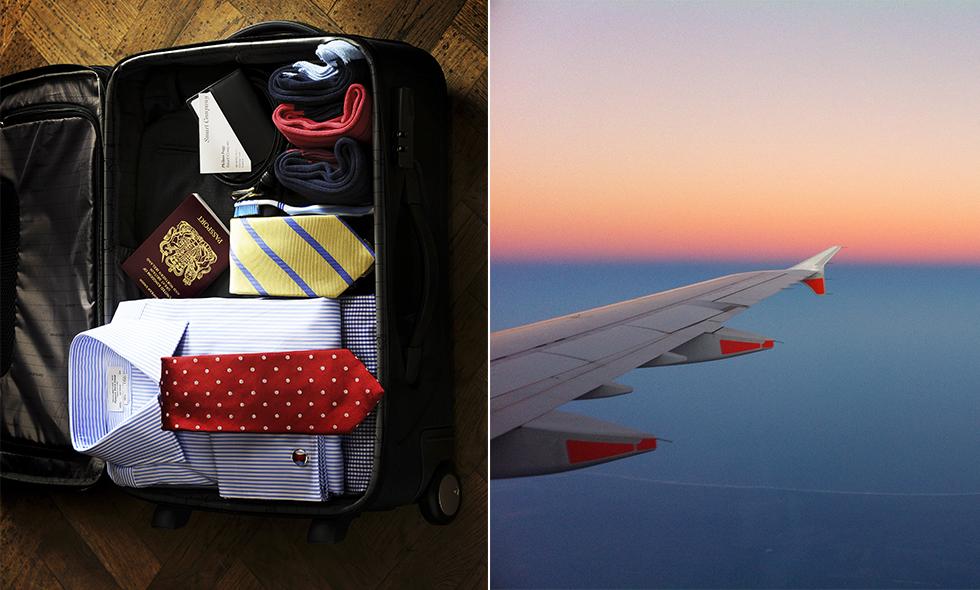 8 tips på hur du gör din flygresa bekvämare