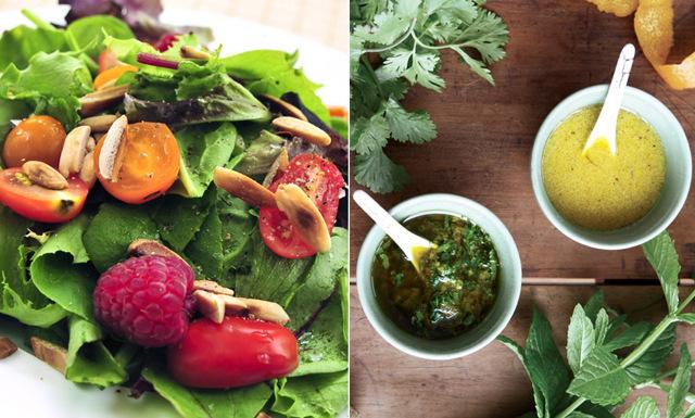 Guide till den perfekta salladen – så gör du den steg för steg