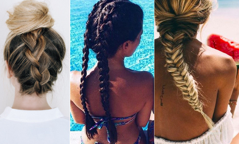 9 fina frisyrer som gör dig snyggast på stranden