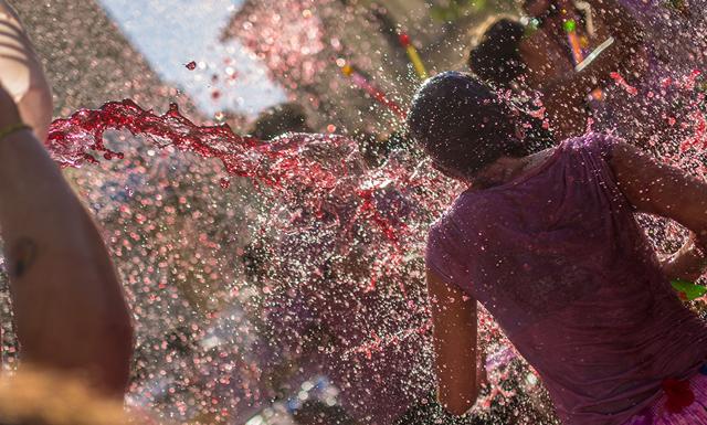 Nya nöjesparken i Frankrike har temat vin