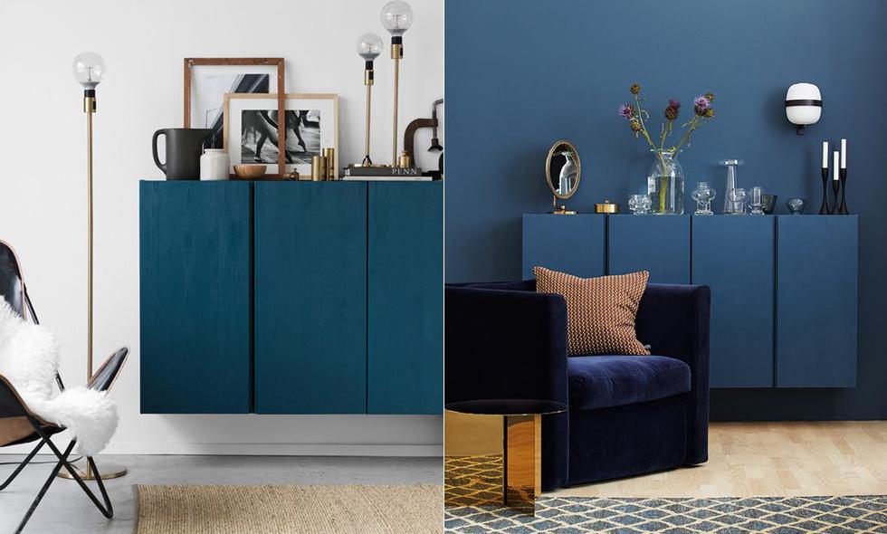 25 anledningar till att inreda hemmet med nyanser av blå