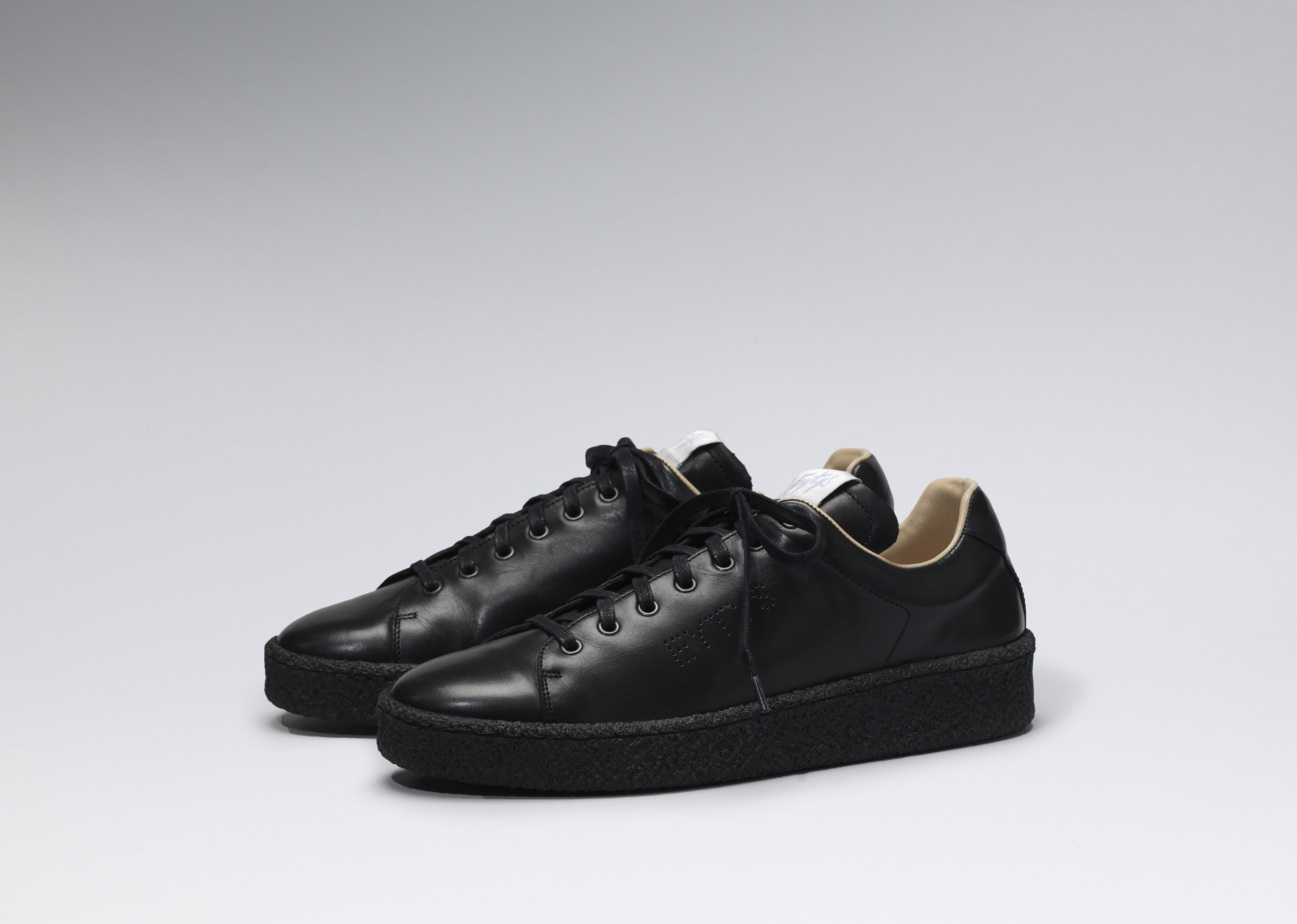 Eytys_Ace Leather All Black