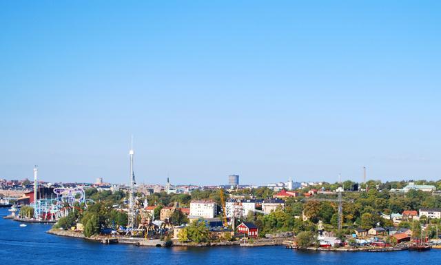 Kläm ut det sista av sommar-Stockholm – nästan gratis