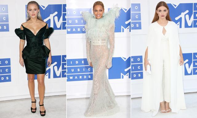 Kolla in de 11 snyggaste klänningarna från MTV Video Music Awards