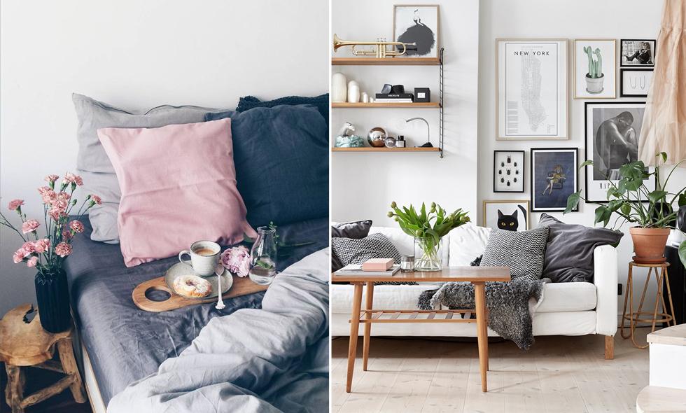 7 tips på hur du inreder din lägenhet med en tajt budget