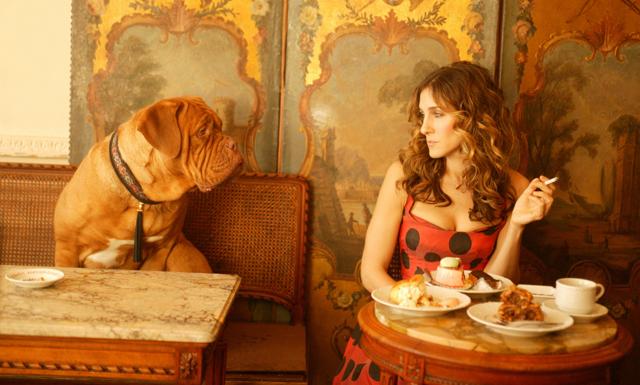 9 lögner Carrie Bradshaw berättade för oss om livet