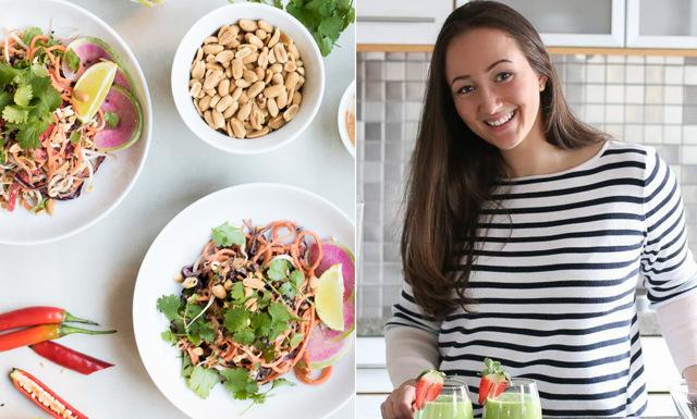 Så äter du som raw food-kocken Natalie Yonan till frukost, lunch och middag