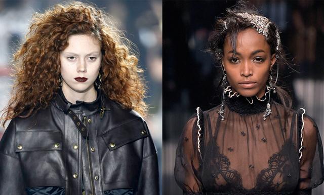 80-talet är tillbaka – här är höstens 6 hetaste hårtrender