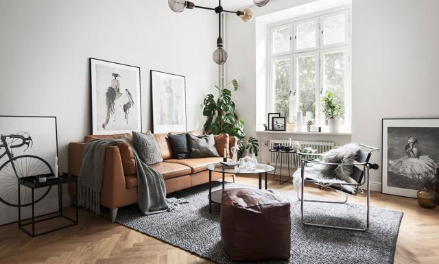 Kolla in inredningsdrömmen mitt på Södermalm