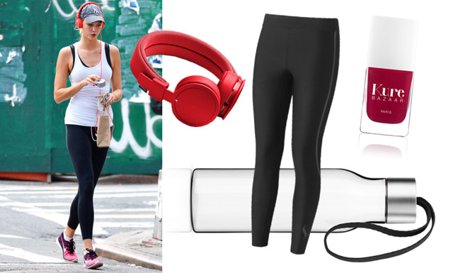 Sno träningsstilen av Karlie Kloss – så fixar du supermodellens gymoutfit