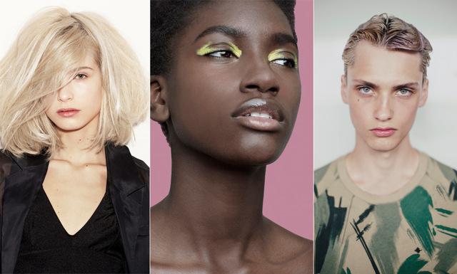 Backstage med modeveckans modeller: