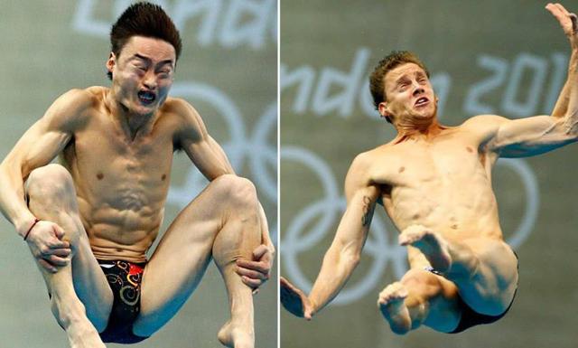 8 bevis på att simhopparna är roligast på OS