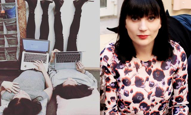 Drömyrket: Alexandra jobbar med Youtubers