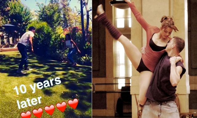 10 år efter Step Up – Jenna Dewan och Channing Tatum är fortfarande glödheta