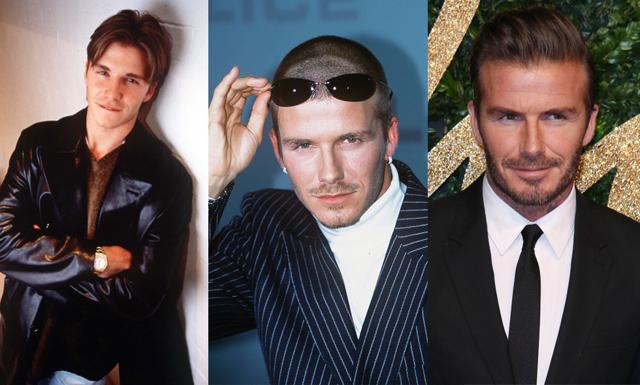 21 bevis på att David Beckham (tro det eller ej) bara blir snyggare med åren