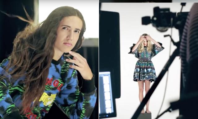 KENZO x H&M-samarbetet – se bilder på plaggen