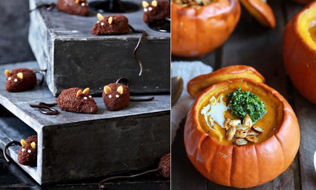 10 läskigt goda recept som fixar Halloween-maten!