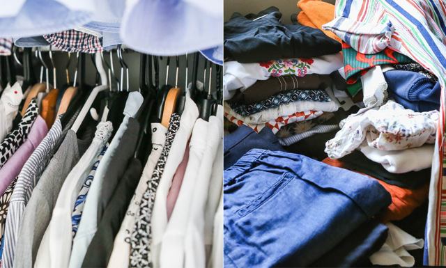 Rensa din garderob för välgörenhet – och få rabatt på nya köp