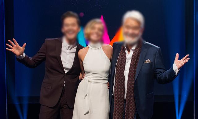 Den här otippade trion leder Melodifestivalen 2017