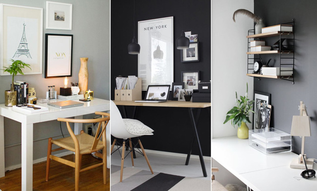 Så inreder du hemmakontoret på ett enkelt och inspirerande sätt