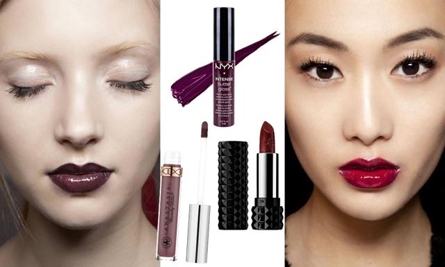 9 färger vi vill ha på våra läppar i höst