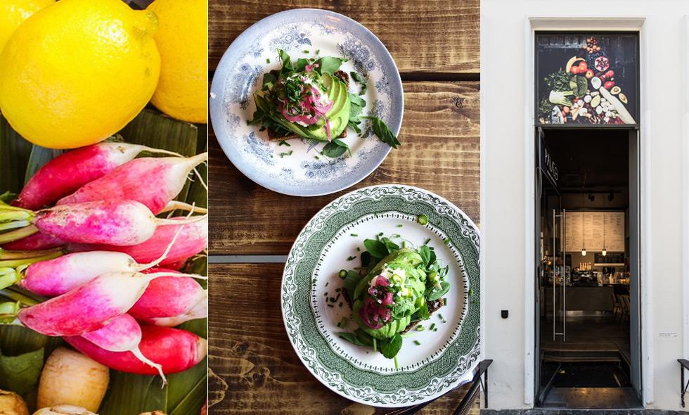 Hälsoguide till Köpenhamn: 10 restauranger med raw food, vegetariskt och nyttig mat