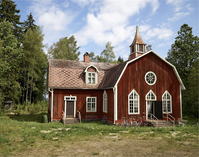 Gamla missionhuset väcker habegär – kostar mindre än en etta i stan